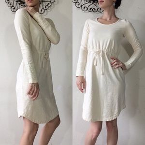 Lucy and Laurel Creamy White Cotton Tunic